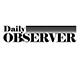 Liberian Daily Observer newspaper logo