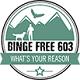 Binge Free 603 Logo