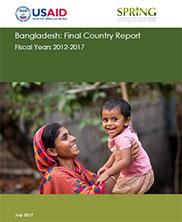 View details: Bangladesh: Final Country Report, SPRING Project