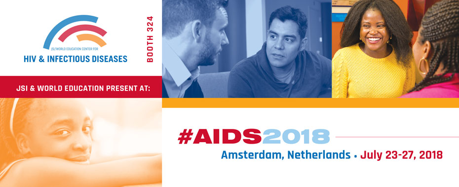Our staff will share what they've learned through HIV programs across the globe.READ MORE»