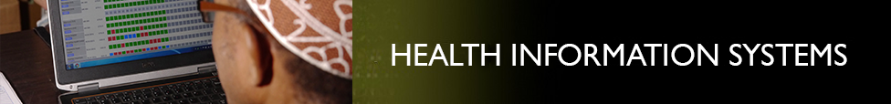 Health Information Systems - Technical Expertise - International Health