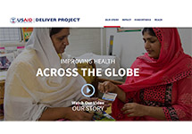 Thumbnail of the deliver.jsi.com home page