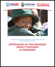 View details: Approaches of the Expanded IMPACT Program in Zimbabwe
