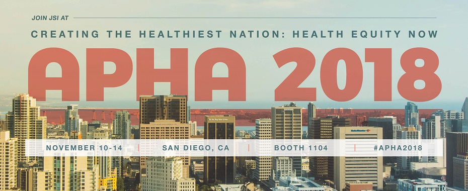 #APHA2018: JSI Experts Join the Conversation on 'Health Equity Now' READ MORE »
