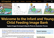 Thumbnail of the iycf.spring-nutrition.org home page
