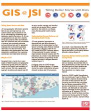 View details: GIS @ JSI