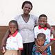 Ebloa survivors in Sierra Leone