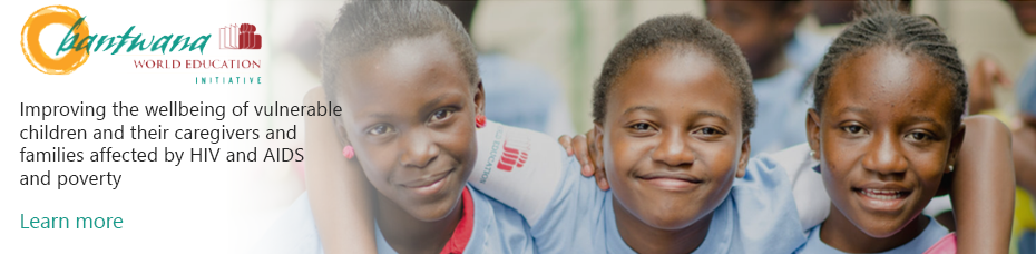 Improving the wellbeing of vulnerable children and their caregivers and families affected by HIV and AIDS and poverty. Learn more about World Education's Bantwana Initiative.