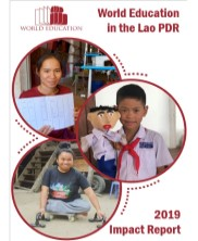 View details: World Education in the Lao PDR, 2019 Impact Report