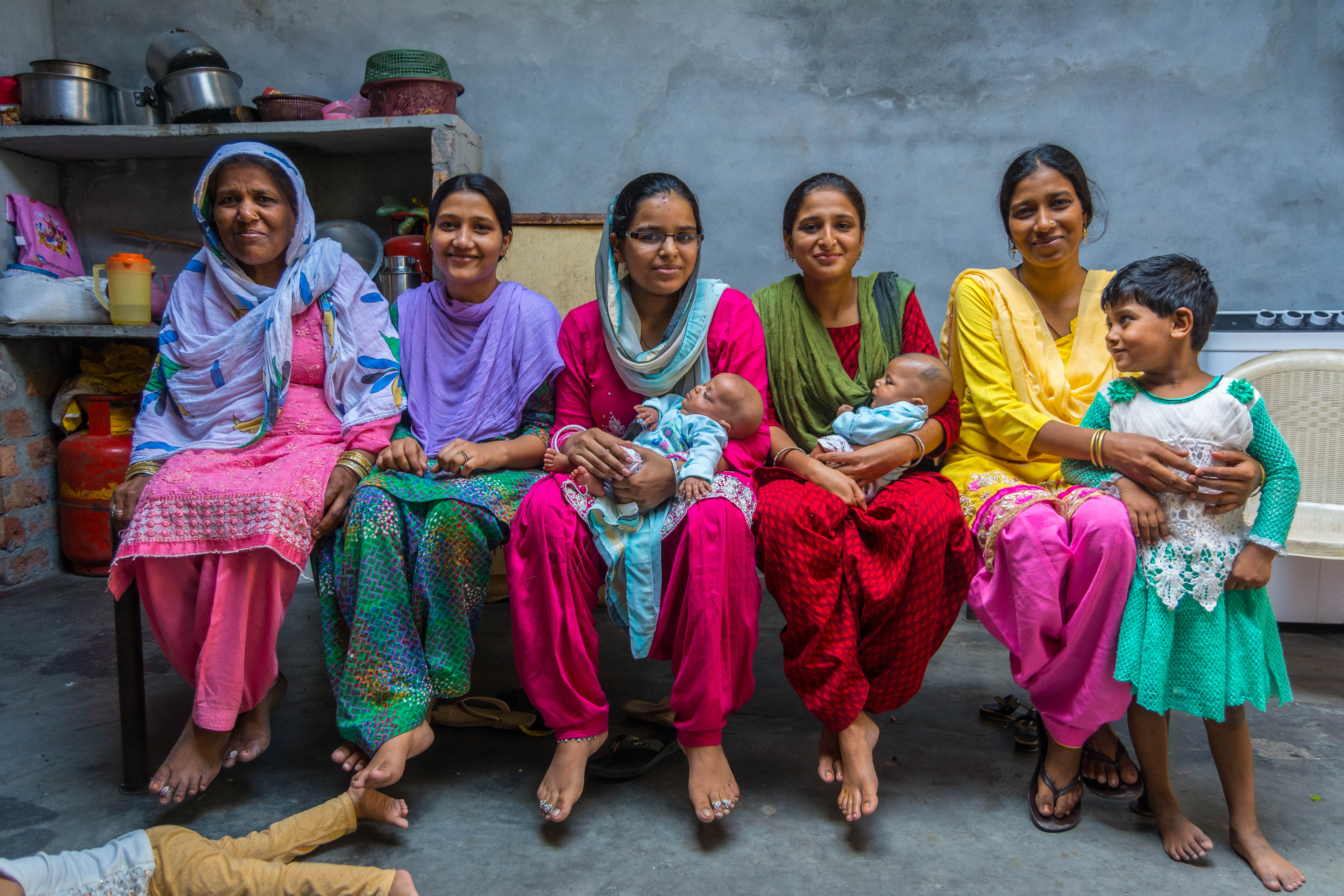 JSI family planning programs are helping women more effectively space their births and plan their families.