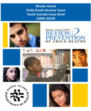 Rhode Island Youth Suicide Issue Brief