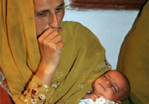 View details: Establishing birthing centers for internally displaced women and children in Pakistan