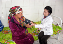 View details: Central Asian Republics TB Program: Project HOPE