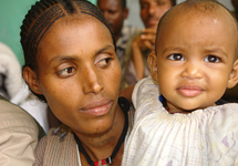 View details: Ethiopia - Maternal and Neonatal Health in Ethiopia Partnership (MaNHEP)