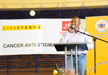 View details: South Africa - Cancer Anti-Stigma Initiative (LIVESTRONG-JSI )