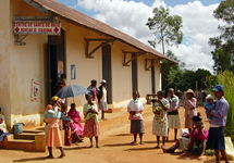 Madagascar Community-Based Integrated Health Program (CBIHP) Featured Project Thumbnail