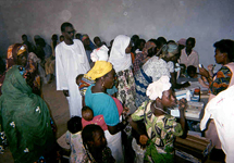 View details: Niger Improvements to the Health Information System (Systeme National d'Information Sanitaire - SNIS)