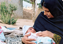 View details: Pakistan Initiative for Mothers and Newborns (PAIMAN)
