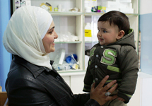 View details: West Bank & Gaza Hanan Maternal and Child Health and Nutrition (MCHN)