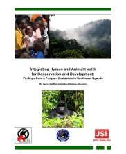 View details: Integrating Human and Animal Health  for Conservation and Development: Findings from a Program Evaluation in Southwest Uganda