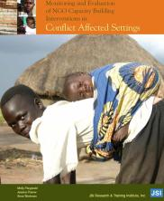 View details: A Guide to Monitoring & Evaluation of NGO Capacity Building Interventions in Conflict Affected Settings