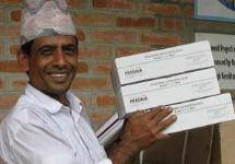 View details: New demand-based supply chain model yields health benefits in Nepal