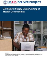 View details: Zimbabwe: Supply Chain Costing of Health Commodities