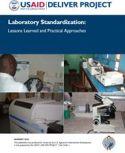 View details: Laboratory Standardization: Lessons Learned and Practical Approaches