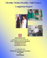View details: Healthy Mother/Healthy Child Project Completion Report