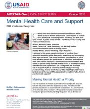 View details: AIDSTAR-One Case Study. Mental Health Care and Support: FHI Vietnam Program