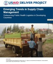 View details: Emerging Trends in Supply Chain Management: Outsourcing Public Health Logistics in Developing Countries