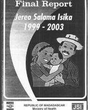 View details: Jereo Salama Isika: Final Report