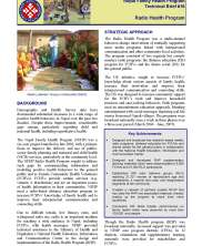 View details: NFHP Technical Brief 16: Radio Health Program