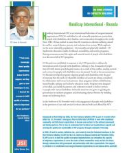 View details: JSI Case Studies in Capacity Building: Handicap International, Rwanda