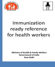 View details: Immunization Ready Reference for Health Workers