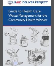 View details: A Guide to Health Care Waste Management for the Community Health Worker