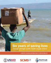 View details: SCMS: Six years of saving lives through stronger public health supply chains
