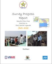 View details: STAR-EC Survey Progress Report: Results from Nine Districts in East Central Uganda