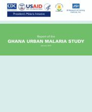 View details: Report of the Ghana Urban Malaria Study