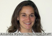 Amanda Ryder - Technical Staff
