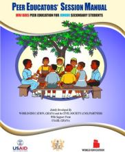 View details: Peer Educators' Session Manual: HIV/AIDS Peer Education for Junior Secondary Students