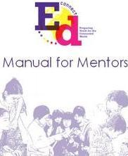 View details: ConnectEd Manual for Mentors