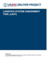 View details: Logistics Systems Assessment Tool (LSAT)