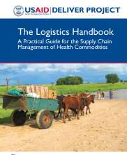 View details: The Logistics Handbook: A Practical Guide for the Supply Chain Management of Health Commodities