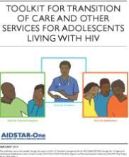 View details: Toolkit for Transition of Care and Other Services for Adolescents Living with HIV