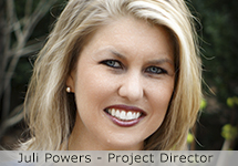 Juli Powers Project Director
