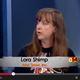 Lora Shimp interviewed on VOA news