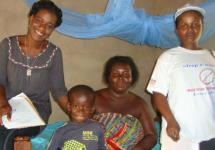 stopping malaria in its tracks, DELIVER success story (Ghana)