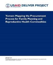 View details: Yemen: Mapping the Procurement Process for Family Planning and Reproductive Health Commodities