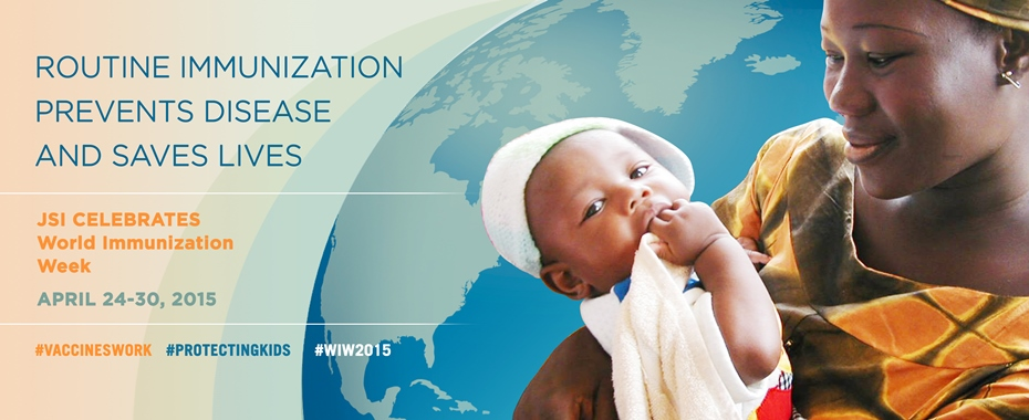 Find out how JSI works to reduce vaccine-preventable illness in death around the world READ MORE»